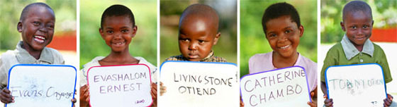 Orphans in Africa needing sponsored