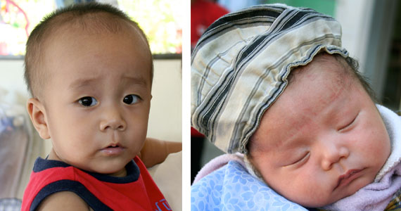 More babies at Myanmar orphanages