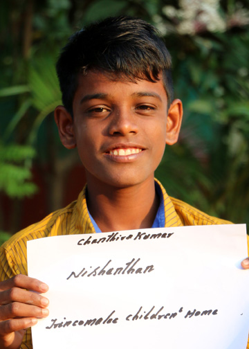 Chandrakumar Nishanthan
