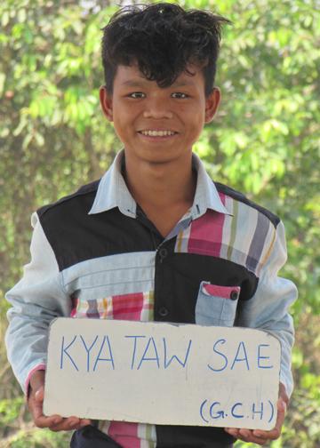 Kya Taw Sae