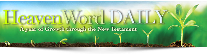 HeavenWord Daily Email Devotions