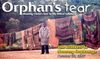The Blankets of Nomang Orphanage
