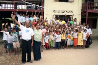 Needed: New Orphanage Home for Small Saints